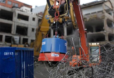 Magnetgeneratoren und Hubmagnete